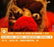 VELHAS CAIXAS - ANTONINO! | Juliana Notari | São Paulo / SP