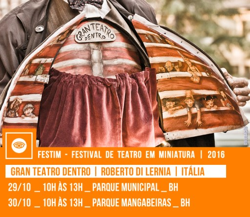 GRAN TEATRO DENTRO | Roberto Di Lernia | Itália