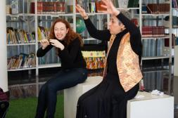 FESTIM 2015 _ Festival de Teatro em Miniatura _ Mini Mostra de Espetáculos _ Biblioteca Pública Luiz de Bessa _ foto Hugo Honorato