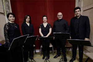 Ars Cantus Ensemble @ Iglesia Parroquial de San Pedro Apóstol