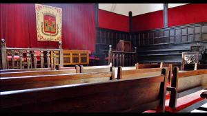 Baeza. Paraninfo de la Antigua Universidad