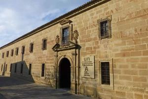 Baeza. UNIA, antiguo Seminario San Felipe Neri