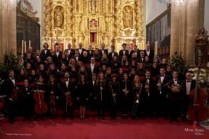 Coro y OrquestaMusicAlma @ Iglesia Parroquial de Santa Marta