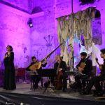 Ensemble Mare Nostrum. Andrea De Carlo, viola da gamba y dirección. Nora Tabbusch, soprano (Úbeda, 09/12/2017)