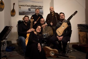 Neapolis Ensemble @ Museo de la Cultura del Olivo y el Aceite (Hacienda La Laguna), Bodega