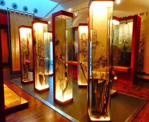 Santa Elena. Museo de la Batalla de las Navas de Tolosa