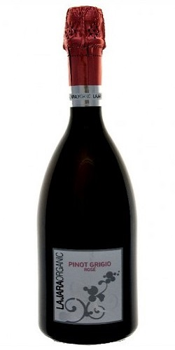 La Jara Spumante Rose Pinot Grigio