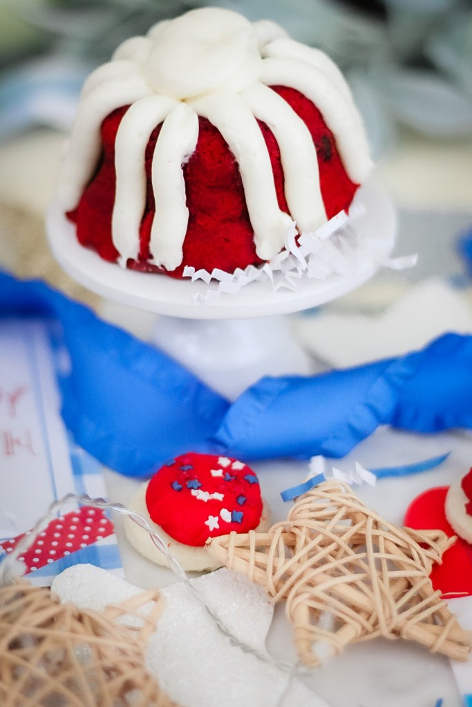 party planning for the Fourth of July