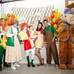 Personagem para festa infantil Sitio do Picapau Amarelo