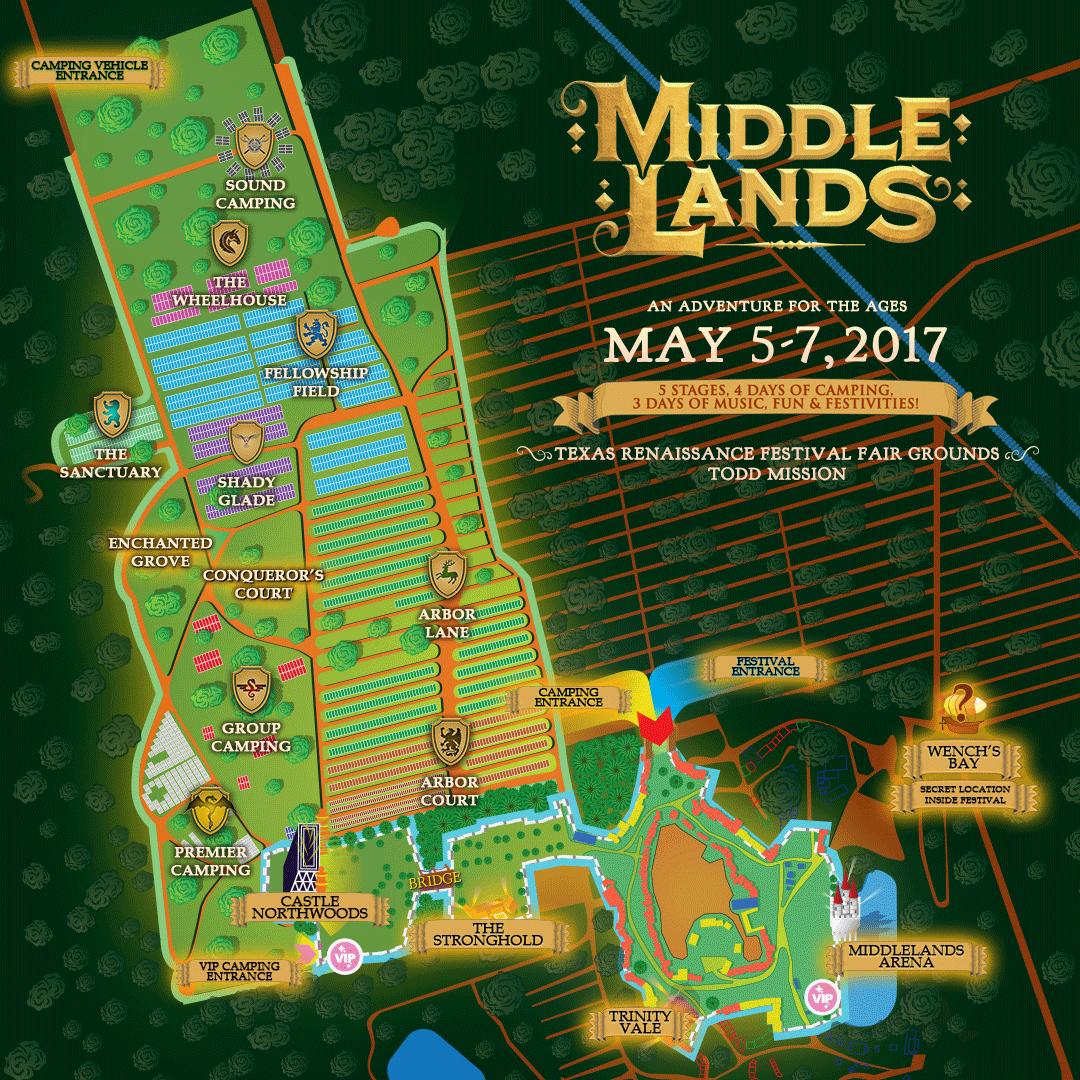 Idée Maison » lockn festival map | Meuble