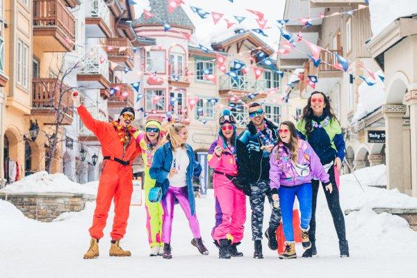Snowbombing Canada Diaries 2018