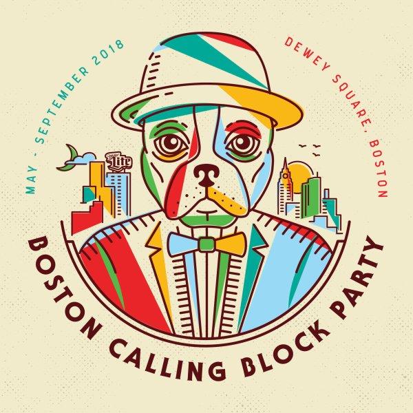 Boston Calling Block Party