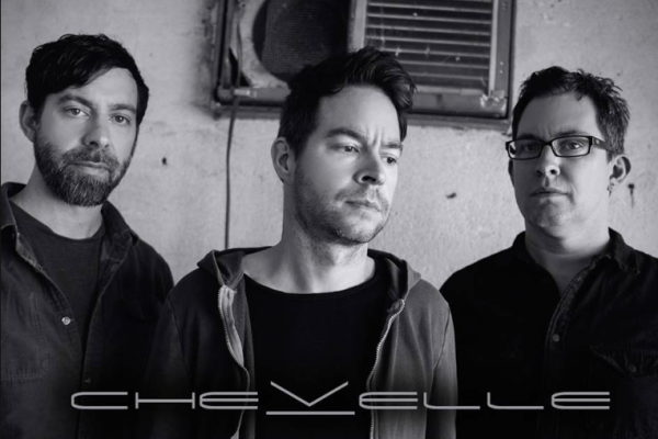 "Multi-Platinum Rockers CHEVELLE Release New Track ""In Debt to the Earth"" Out October 26 via Epic Records"