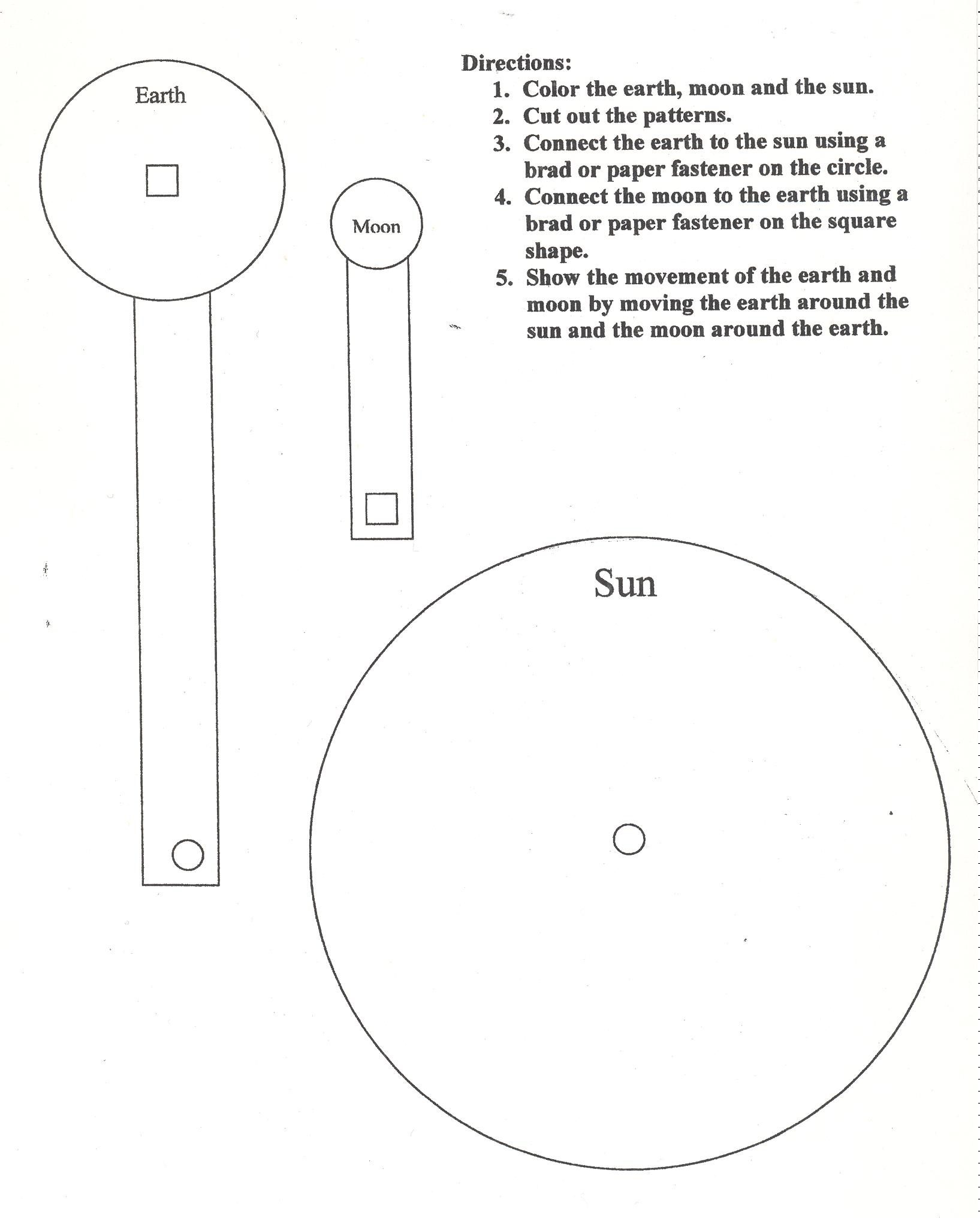 Planetary And Solar System Steam Activities F E S T
