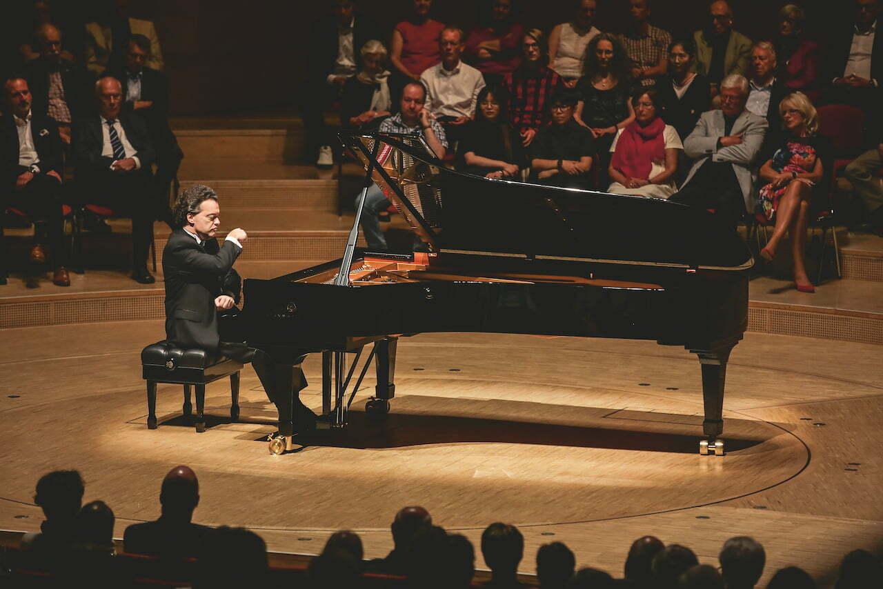 Evgeny Kissin in der Philharmonie Essen