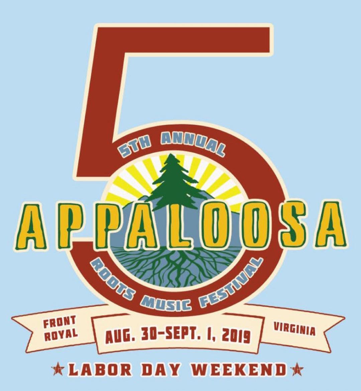 Appaloosa Music Festival poster