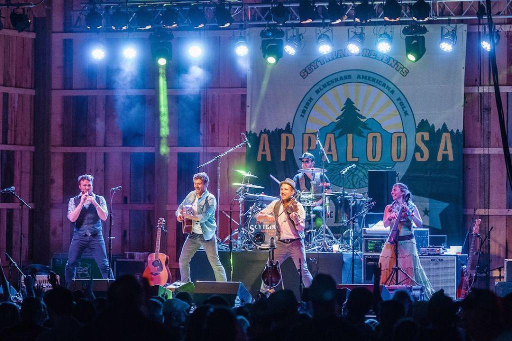 Appaloosa Music Festival   photo by Craig Spiering   2017