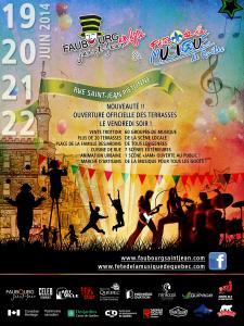 Affiche FMQ2014