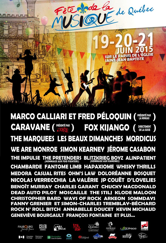 Affiche FMQ2015