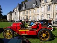 Le Chateau du Taillis, Fête Des Normands 2015. Photo libre de droit envoyé par la Chateau du Taillis.