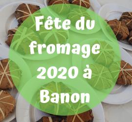 fête du fromage 2020