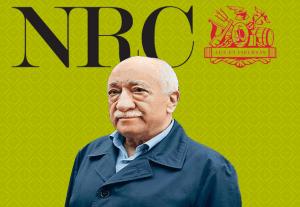 """""""wat wij, moslims, moeten afwijzen"""" Fethullah Gulen in NRC Handelsblad"""