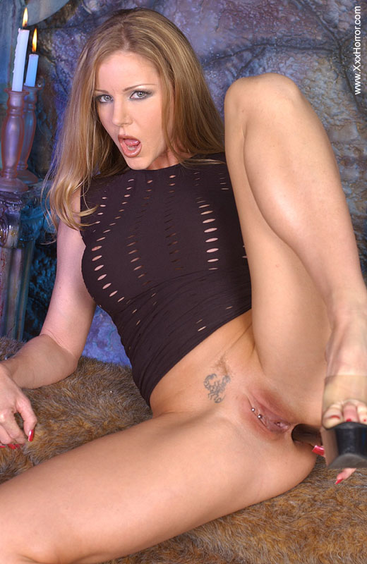 Amber Michaels Anal Offerings