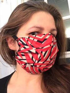 Reusable Mask Store