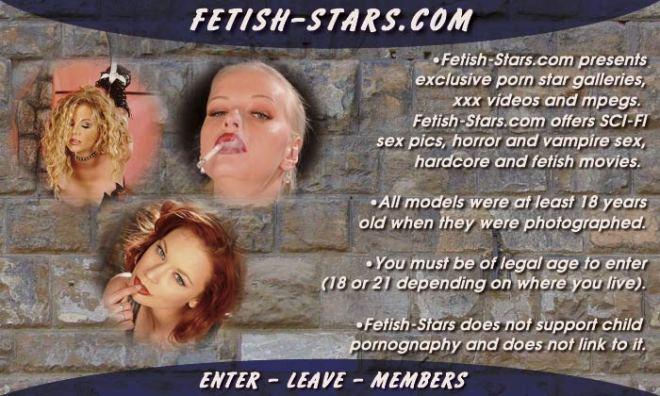 Fetish Stars Smoking