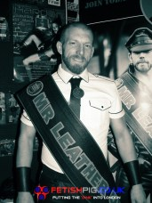 Mr Leather 2014