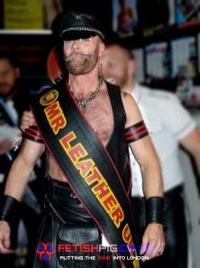 Winner Mr Leather 2015