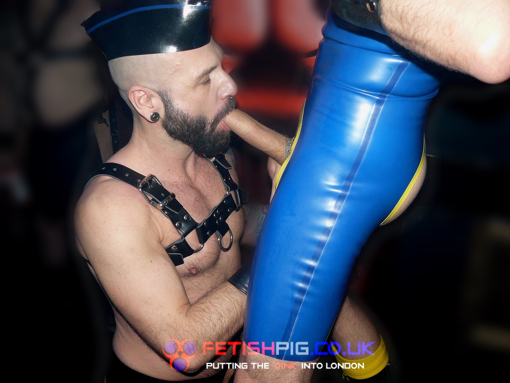 GALLERY: HARD ON March 2015 with Kris Kurt & Alexx Stier
