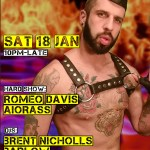 CLUBBING: HARD ON JUICY JANUARY Sat 18.1.20