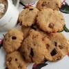 Seige chocolate chip cookies (lavkarbo, glutenfri, sukkerfri)