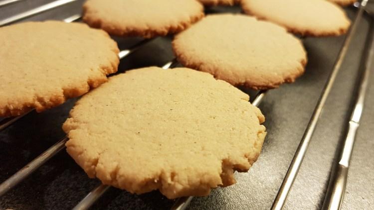 Lavkarbo Twix cookies verdens beste cookies