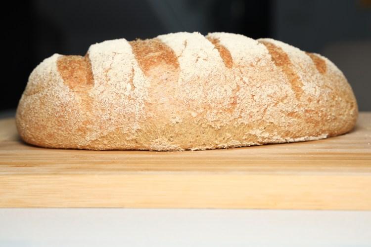 Pan Rústico - Rustikt Brød (lavkarbo)