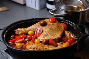 F&Fs Kalkunmiddag - Forberedelser og koking av kraft!