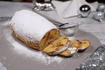 Kerststol (Nederlandsk Julebrød - keto, sukkerfri)