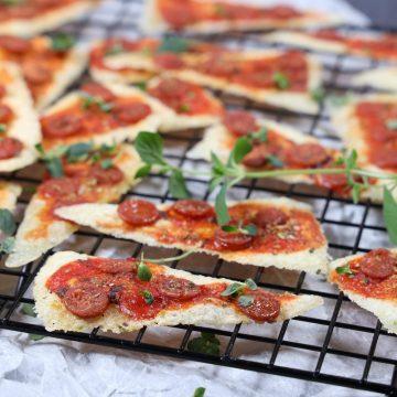Pizza Chips! (Keto)