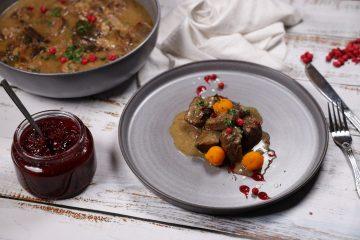 Sosekjøtt - Kjøtt i mørke (keto, glutenfri)