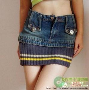 40 Ideas para reciclar jeans8