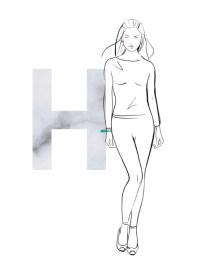 H-Typ, Figurtypen, Body Types