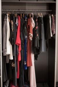 Ordnung im Kleiderschrank