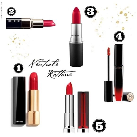 Rote Lippenstifte für jeden Typ