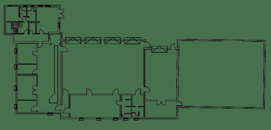 Feuerwehrgerätehaus – Kellergeschoss