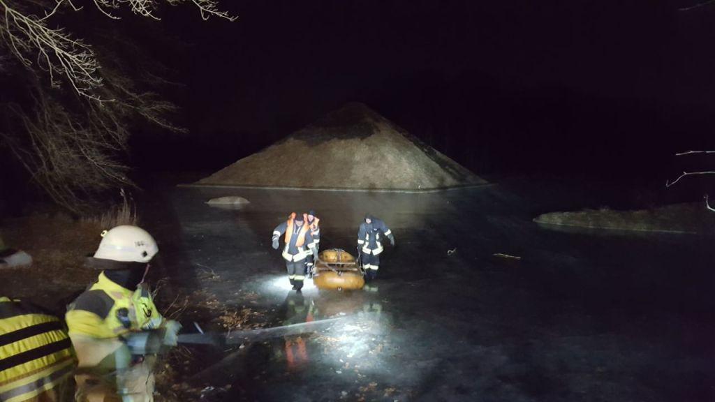 Brand Wasserpyramide im Park Branitz