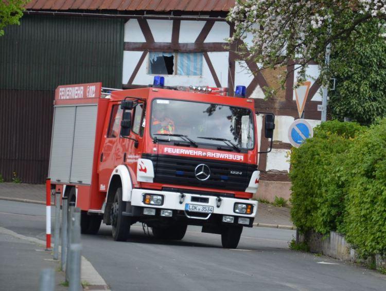TLF 16 (Tanklöschfahrzeug)