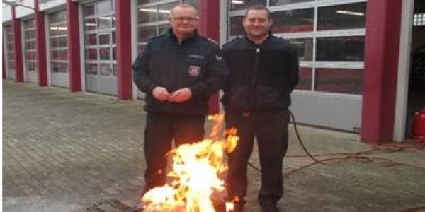 Markus Bleckmann (links) & Eric Blöcker (rechts)