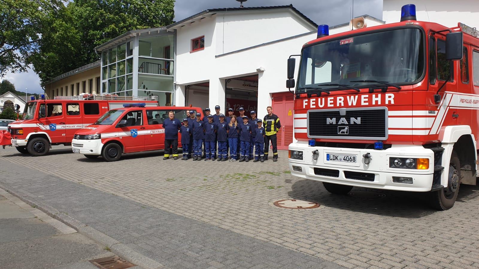 Feuerwehr Oberscheld
