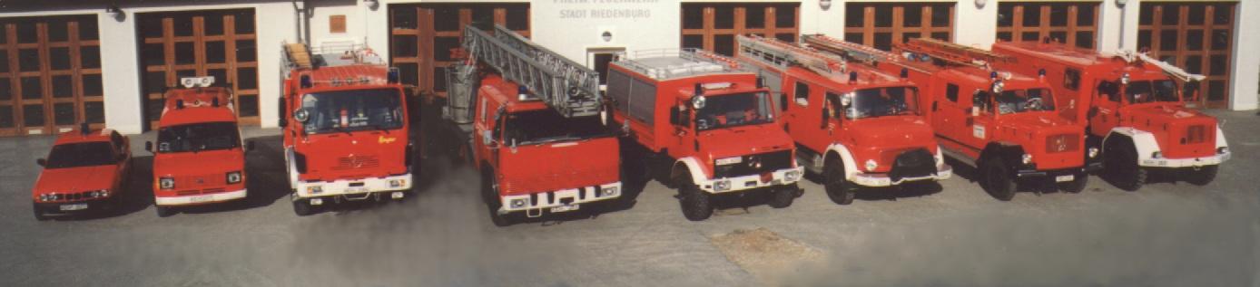 Fahrzeuge vor 1998